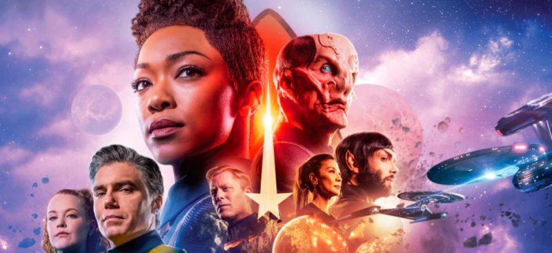Star Trek Discovery Cancelled Or Season 4 Renewal Cbs All Access Status Release Date Tv Cancel Renew
