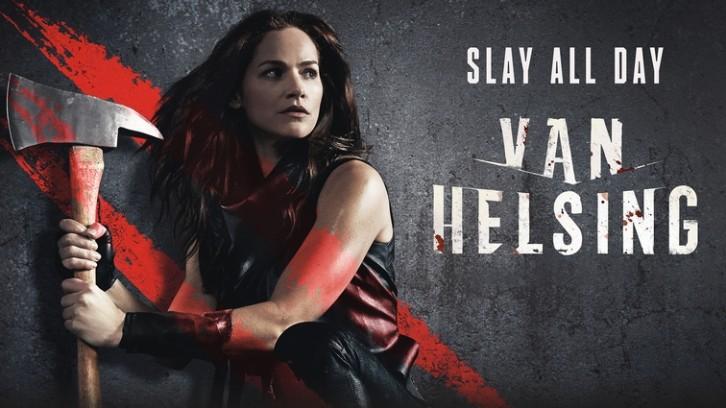 Van Helsing Axed?