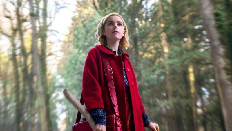 Chilling Adventures o Sabrina TV Show Renewed