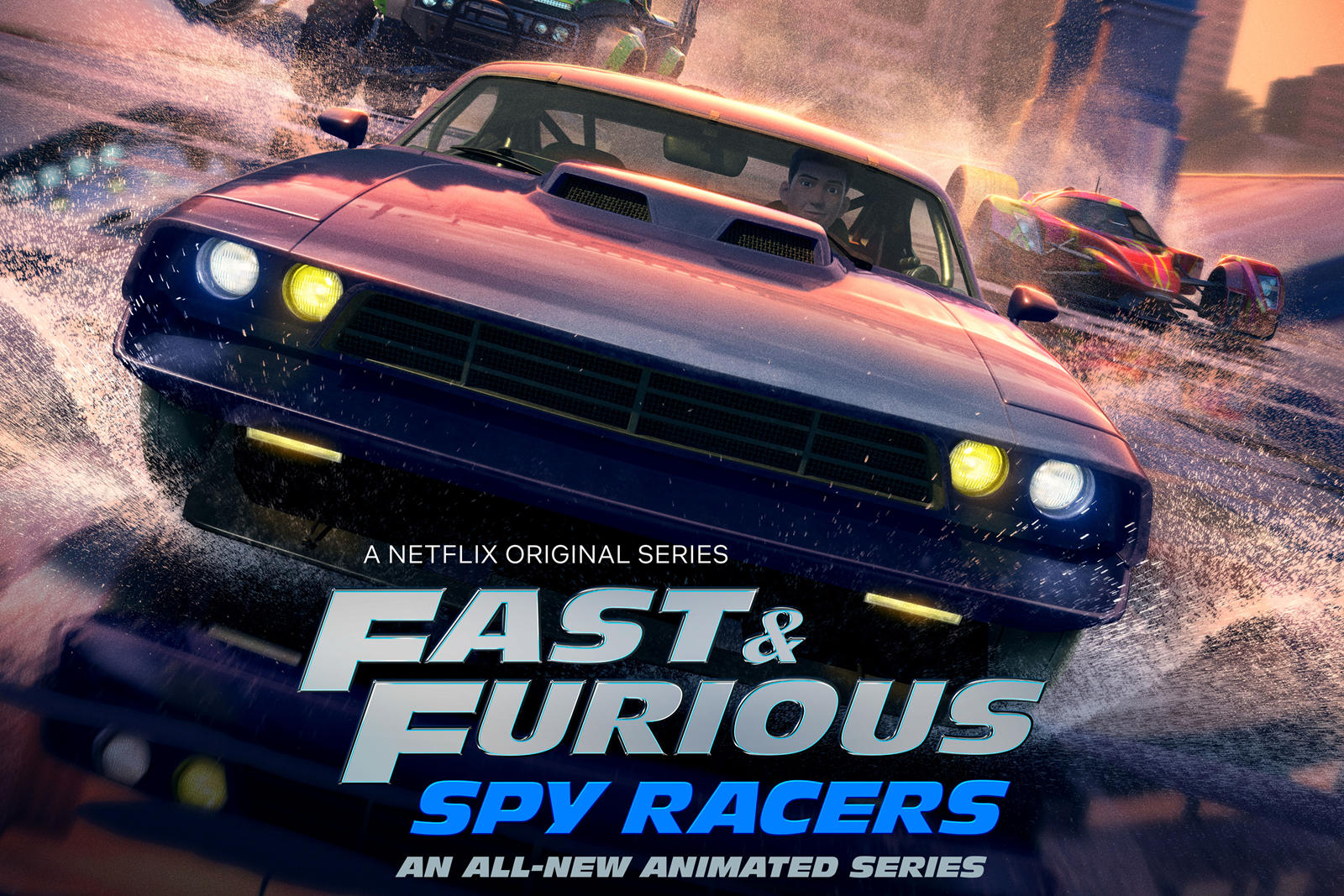 Fast & Furious: Spy Racers Season 2 or Cancelled? Netflix Renewal Status,  Release Date 2020 - TV Cancel Renew