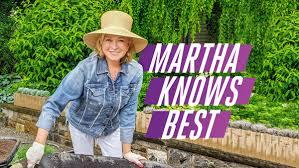 Martha-Knows-Best