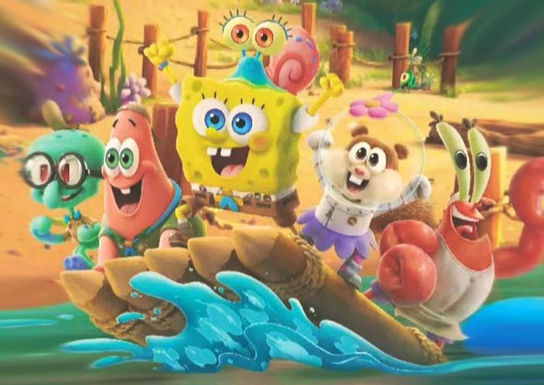 Kamp Koral SpongeBobs Under Years